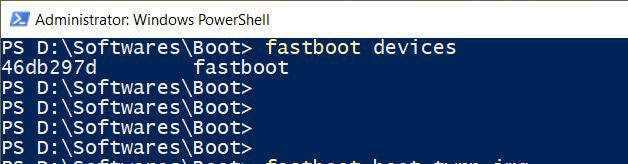 fastboot-device-commands